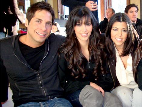 Kim Kardashian Joe Francis Pregnant
