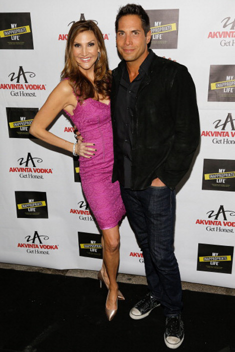 JOE FRANCIS ATTENDS HEATHER MCDONALD'S BOOK PARTY