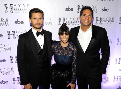 CELEBRATING SCOTT DISICK'S 30th BIRTHDAY