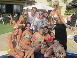 meetjoevfrancis.com - Spring Break - Joe Francis Style